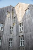 ?wiatowego Dziedzictwa miasto Christiansfeld zdjęcia royalty free