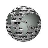Światowy abstrac Zdjęcia Stock