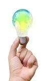Światowy lampowy jaskrawy obrazy stock