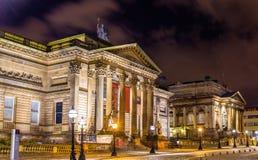 Światowy muzeum i piechur galeria sztuki w Liverpool Zdjęcia Stock