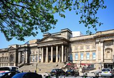 Światowy muzeum Liverpool Obraz Royalty Free