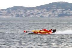 Światowy Na morzu 225 mistrzostwo Zdjęcie Stock