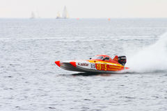 Światowy Na morzu 225 mistrzostwo Fotografia Royalty Free