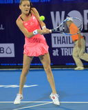 Światowy tenisowy Tajlandia Zdjęcie Royalty Free