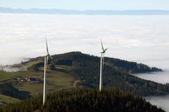 wiatr Zdjęcie Royalty Free