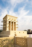 Wiatr Góruje Dubaj, UAE Zdjęcie Stock