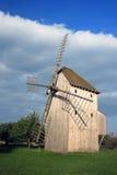 wiatr mill fotografia stock