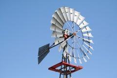 wiatr mill Zdjęcia Royalty Free