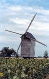 wiatr mill Obrazy Royalty Free