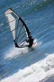 wiatr surfować, Fotografia Stock
