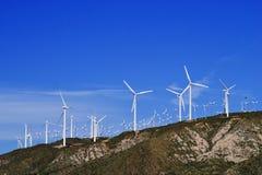 wiatr z gospodarstw rolnych Zdjęcia Royalty Free