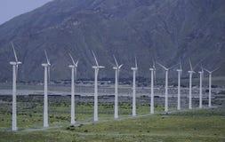 wiatr z gospodarstw rolnych Zdjęcia Stock