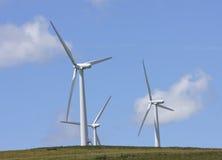 wiatr z gospodarstw rolnych Obraz Stock