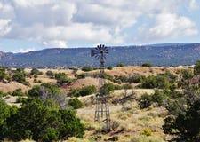 Wiatraczek, Nowy - Mexico Fotografia Royalty Free