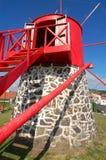 Wiatraczek w Azores zdjęcie royalty free
