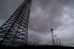 wiatraczki Obraz Stock