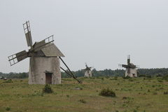 wiatraczki Fotografia Stock