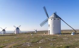 wiatraczki Zdjęcie Stock