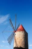 wiatrak hiszpański Fotografia Royalty Free