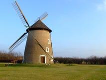 wiatrak krajobrazu Zdjęcia Stock