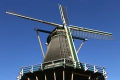 wiatrak niderlandzki Zdjęcie Stock