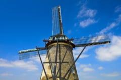 wiatrak niderlandzki Obrazy Stock