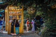 Wiatrowego Chime festiwal fotografia stock