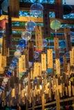 Wiatrowego Chime festiwal zdjęcie royalty free