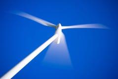 Wiatrowej energii turbina Fotografia Stock