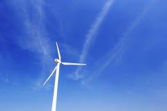 Wiatrowy generator Zdjęcie Stock