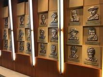 Światu Golfowy hall of fame Zdjęcie Royalty Free