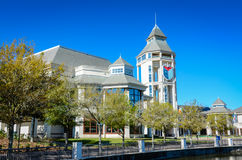 Światu Golfowy hall of fame - St Augustine, FL Zdjęcie Stock