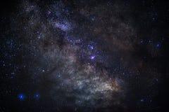 Wibrująca galaktyka Fotografia Royalty Free