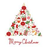 więcej toreb, Świąt oszronieją Klaus Santa niebo Obraz Stock