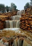 Wichita Falls Stockfoto