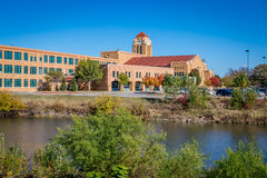 Wichita Kansas Royalty Free Stock Images