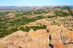 Wichita Mountains National Wildlife Refuge. Wildlife Refuge Stock Photography