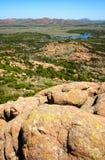 Wichita Mountains National Wildlife Refuge. Wildlife Refuge Royalty Free Stock Images