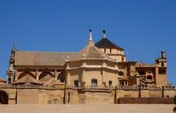 Wichtiges und altes Gebäude in Cordoba in Andalusien (Spanien) Stockbilder