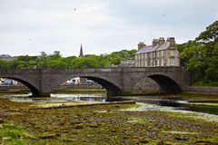 Wick River Royalty Free Stock Photography