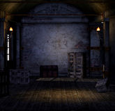 Wicked Place. 3 D Render of an Wicked Place Royalty Free Stock Photography
