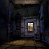 Wicked Place. 3 D Render of an Wicked Place Stock Photo