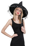 Wicked Witch Royalty Free Stock Photo