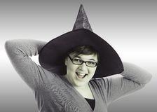 Wicked Witch Royalty Free Stock Photography