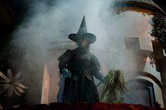 Wicked Witch of The West Stock Image