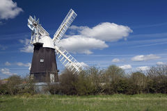 Wicken Windmill Stock Photography