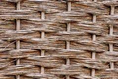 wicker загородки Стоковое Фото