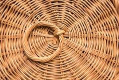 wicker корзины традиционный Стоковое Изображение