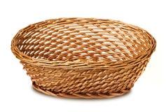 wicker корзины стоковое изображение