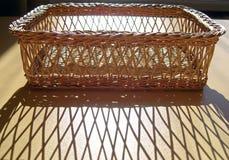 wicker корзины Стоковое Изображение RF